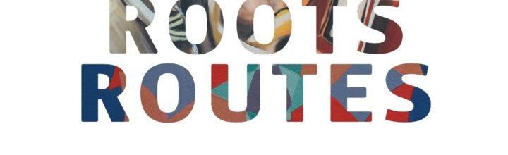 'Roots Routes' two person exhibition at Greatmore Studios.