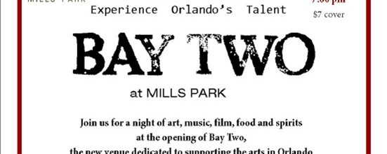 Group Exhibition 'Bay Two' at new local venue