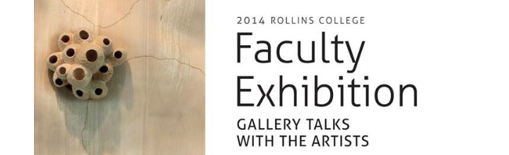Gallery talks with the artists April 8th