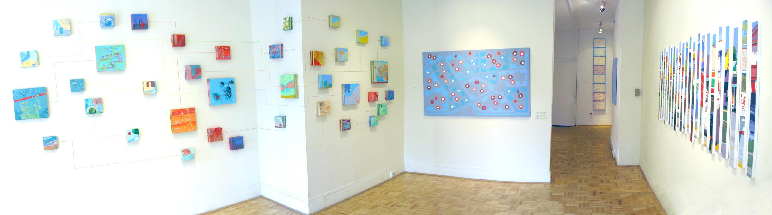 Transcapes- Solo Exhibition Bridgette Mayer Gallery