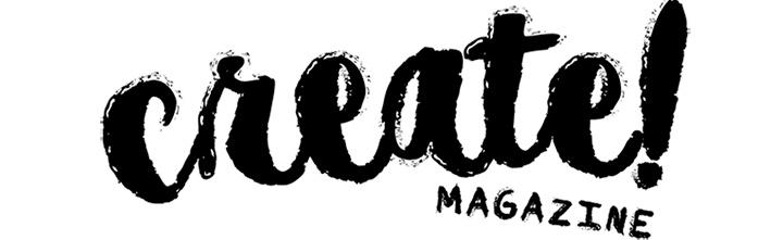 Create Magazine- Artist Profile