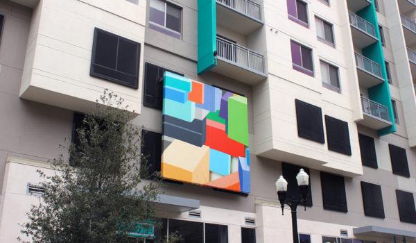 Façades' Public Art Downtown
