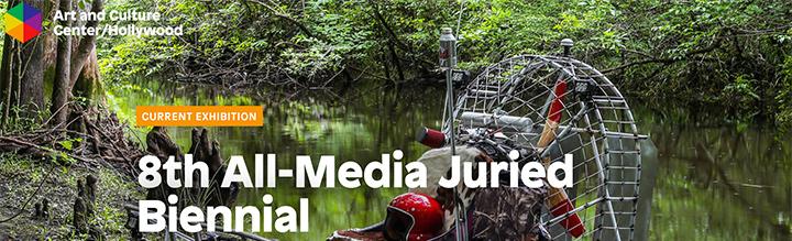 8th All-Media Juried Biennial – Press Release
