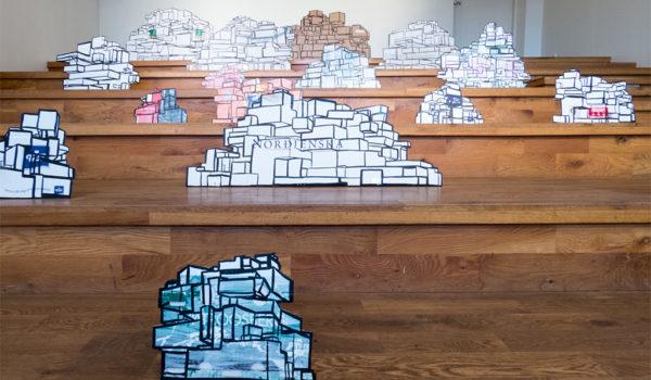 Precipice, Deiglan Gallery, Iceland