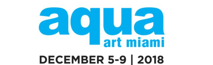 Aqua Art Miami- Bridgette Mayer Gallery